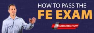 Pass the FE Exam