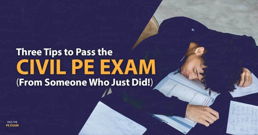 Civil PE Exam
